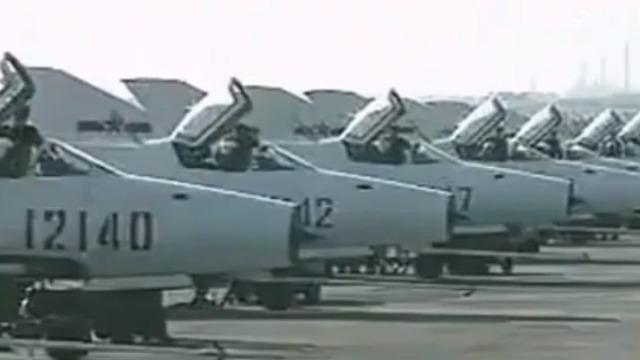 1996年台海危机:大陆连发四枚东风导弹