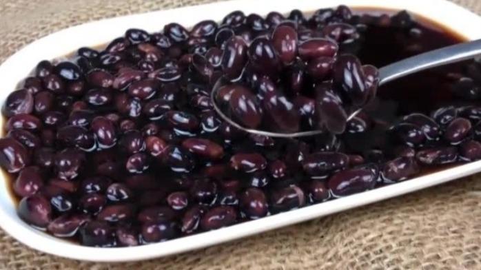 教你黑豆最营养的吃法 做法简单每天一勺比吃补药还好