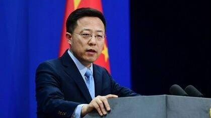 """美方报告声称""""改造中国失败"""" 赵立坚有力回应"""
