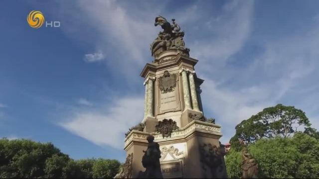 靠橡胶一夜暴富的城市巴西玛瑙斯 这里建筑极其精美