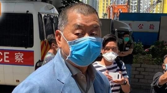黎智英求特朗普关注香港 遭批:与汉奸无异 甘愿做外国走狗