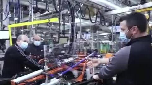 美国三大汽车制造商正式复工 但返岗工人未全进行新冠检测