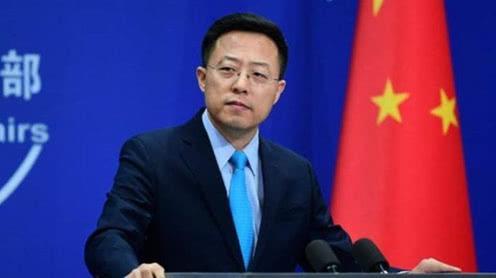 特朗普连发数推指责中国发言人 中方强硬表态