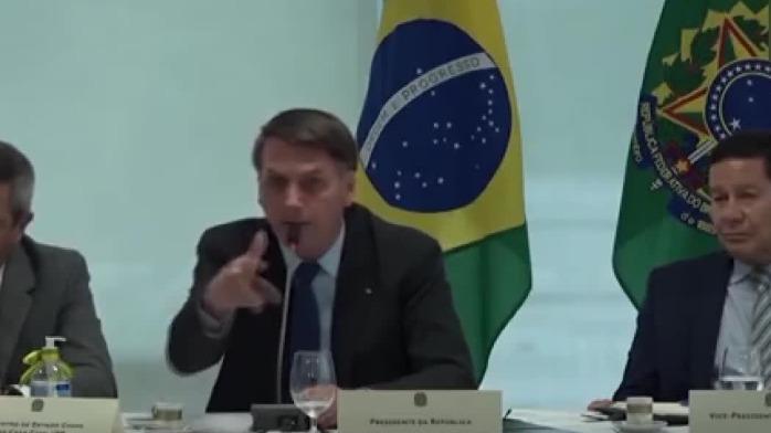 新冠确诊数升至世界第二 巴西总统2小时内部会议说了34句脏话