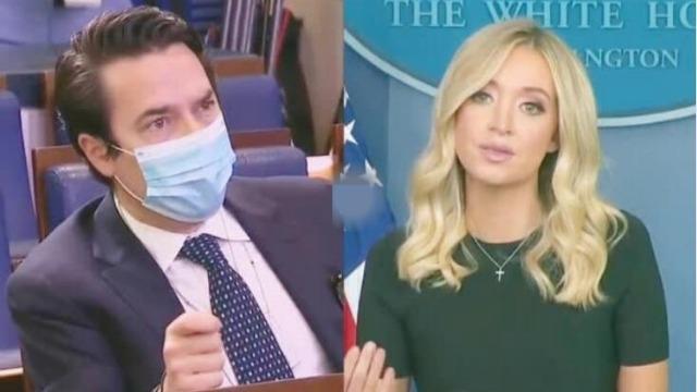 死多少人特朗普政府能称抗疫成功?白宫发言人回应