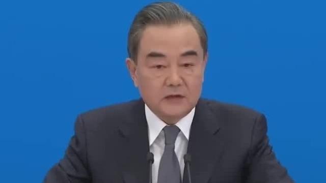 王毅现场纠正CNN记者:我尊重你的权利 但你提问题角度值得商榷