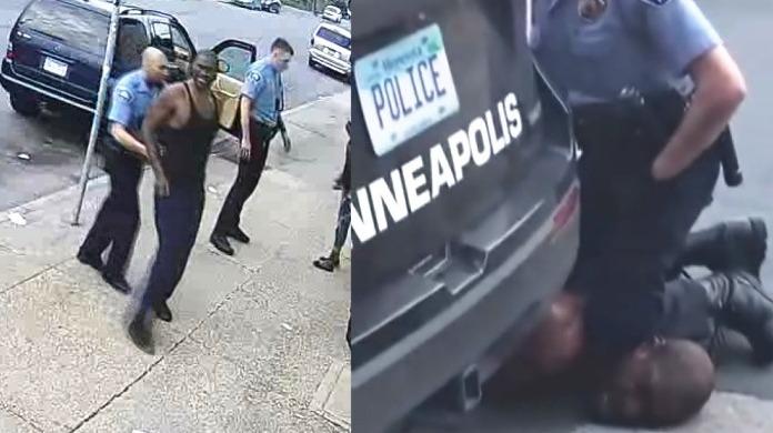美媒:遭暴力死亡黑人男子 与暴力执法警察曾共同工作17年