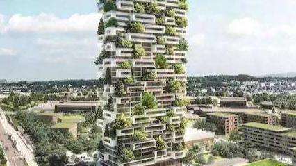 """""""垂直森林""""这样的建筑为何会出现在时尚之都?"""