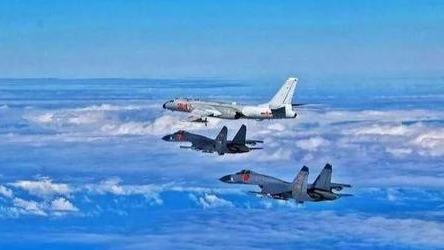 解放军战机群频繁绕台飞行 目的究竟为何?