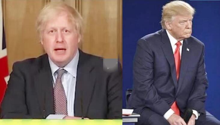美国局势动荡 英首相罕见喊话特朗普