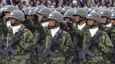 日本疯狂提升军事能力 目的究竟为何?