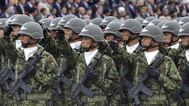 日本的军事实力有什么特点?专家:雪藏实力!