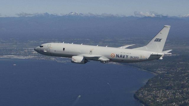 印度采购美国P-8I反潜机 目的究竟为何?