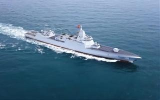 设计师披露055导弹驱逐舰已实现国内首次、世界空白的推进技术