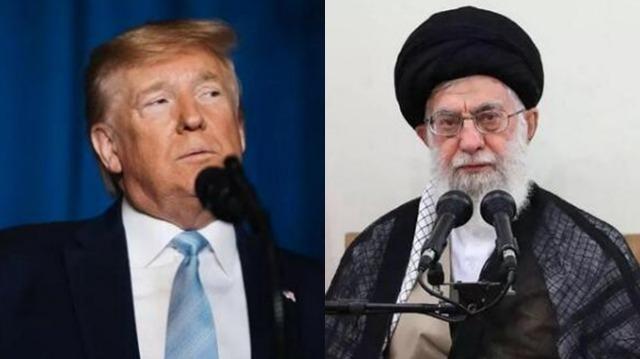 """伊朗反政府示威矛头直指最高领袖 特朗普迅速""""出现"""""""