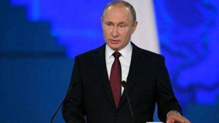 普京发表国情咨文:俄罗斯命运和历史前景取决于人口