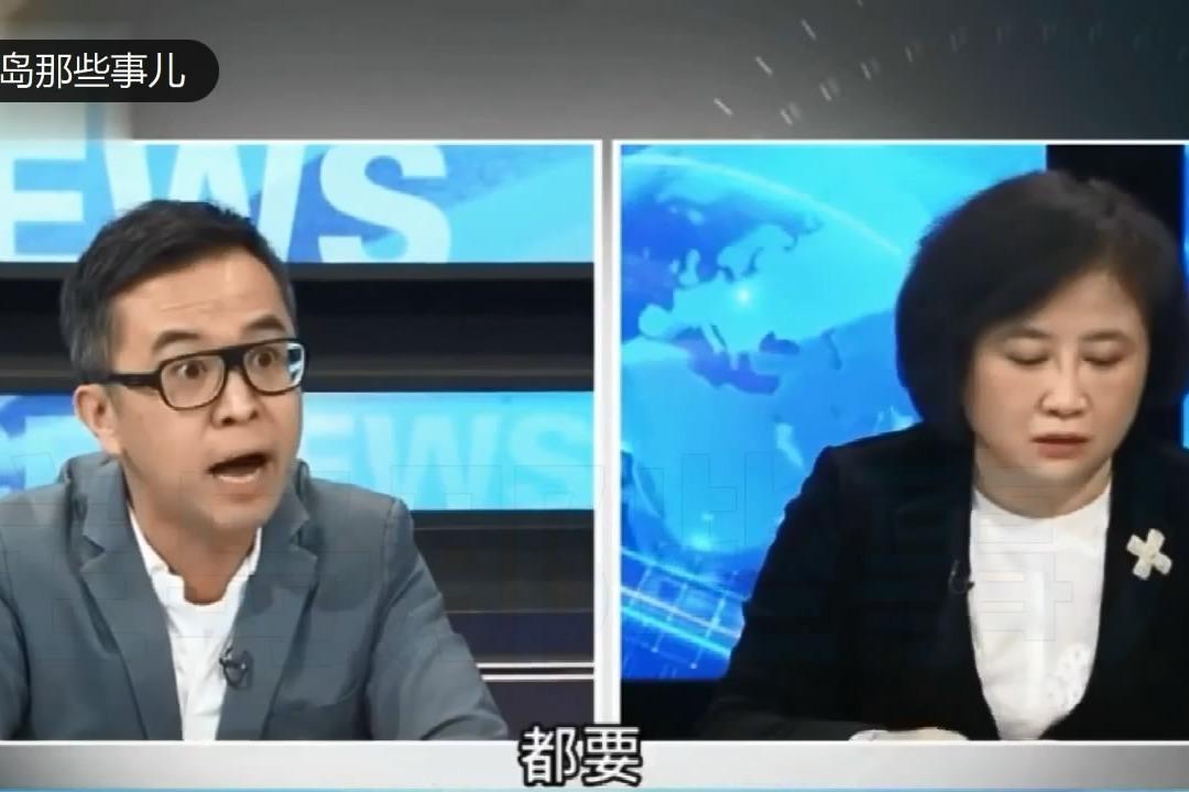 韩国瑜太难了,做什么都不对,蓝绿为此又开仗了