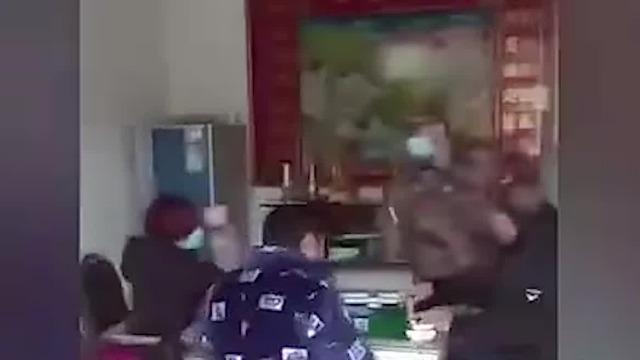 一家三口在家玩麻将被打耳光 湖北孝昌回应:乡长登门道歉