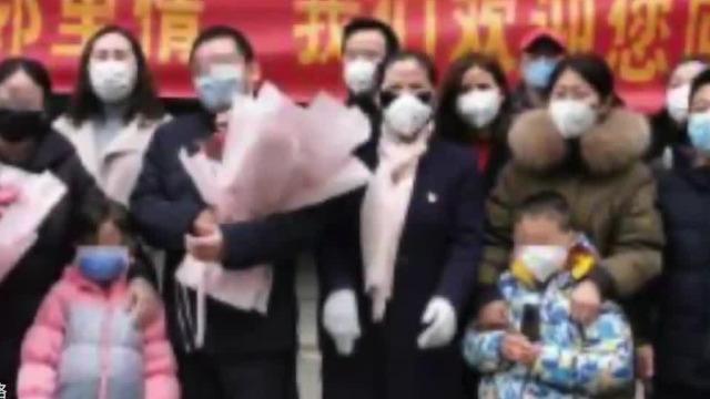 江苏一患者出院后转阳:社区曾为其举办欢迎仪式 多人被隔离