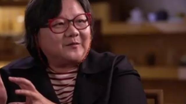 访谈洪晃谈及最大的快乐来自于家庭