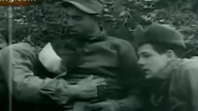 军隅里阻击战美军一个营800多人只冲出37人 志愿军一个营也损失过半