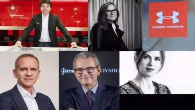 时尚行业竞争有多激烈?平均每月就有6位CEO离职