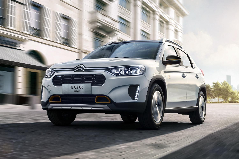 东风雪铁龙C3-XR新车型上市_售价10.89-11.79万元