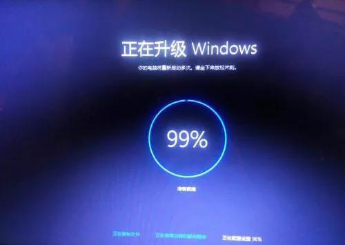 在工作时刻遇到Win 10更新,你会恨不得砸了电脑