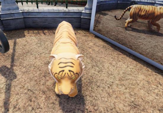 德国VR技术模拟现实 使人感觉上变成动物的身体