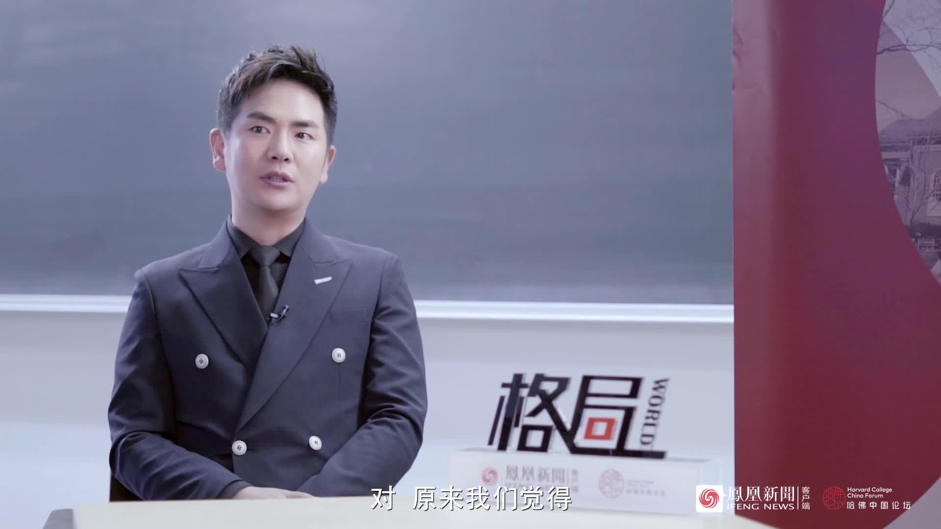 """张晓龙:让歪果仁""""哈中"""",我为穿李宁感到骄傲!"""