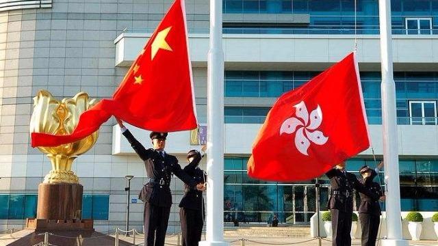 美方无视警告对香港指手画脚 驻港公署严厉驳斥