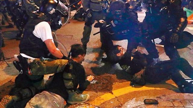 解放军会不会介入香港事件?三大部委均已表态