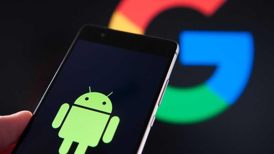图1:谷歌Android系统