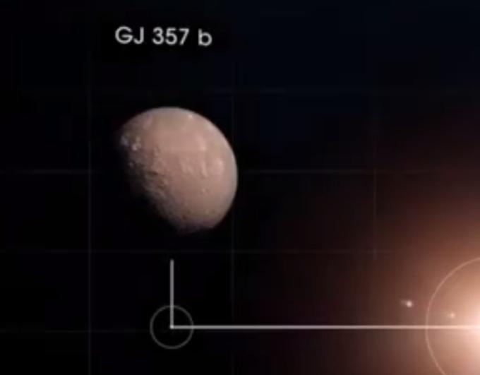 NASA发现超级地球,有宜居条件,网友:然而与我无关