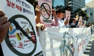 """经贸摩擦不断升级 韩日迎来""""决定命运的一周"""""""