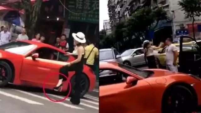重庆市公安局要求彻查,保时捷女车主和丈夫这回要凉?