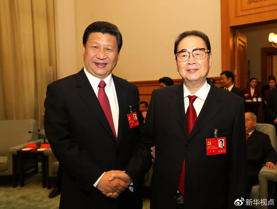 李鹏同志生平_凤凰网资讯_凤凰网