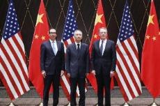 第十二轮中美经贸高级别磋商在上海举行