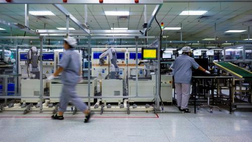 """联想""""智能制造铁三角""""布局——武汉产业基地助力3S智能化战略变革"""