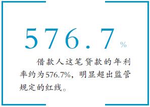 """信用管家隐秘生意:涉嫌导流""""714高炮"""""""