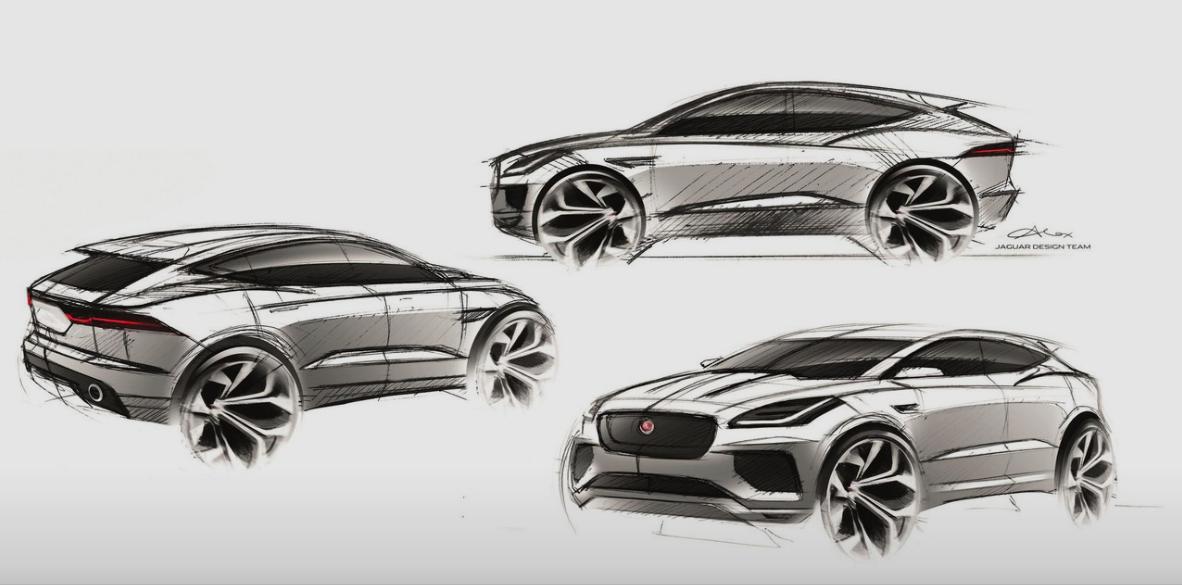 捷豹将推出两款小型跨界车型