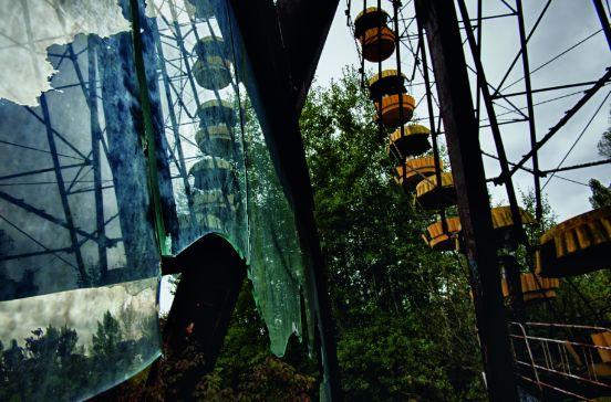 切尔诺贝利隔离区已对外开放 作为观光通道