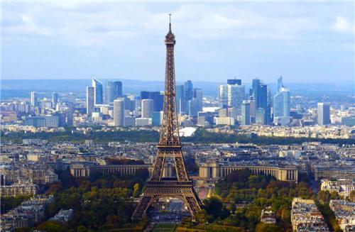全球十大城市商业地产价格齐跌 巴黎跌幅最大(图)