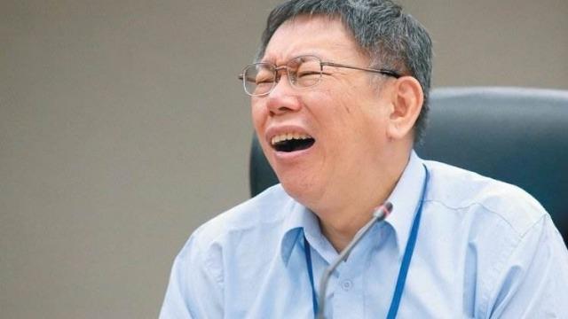 """""""郭柯王""""会谈是为了分赃?柯文哲直接反呛:你们坏人"""