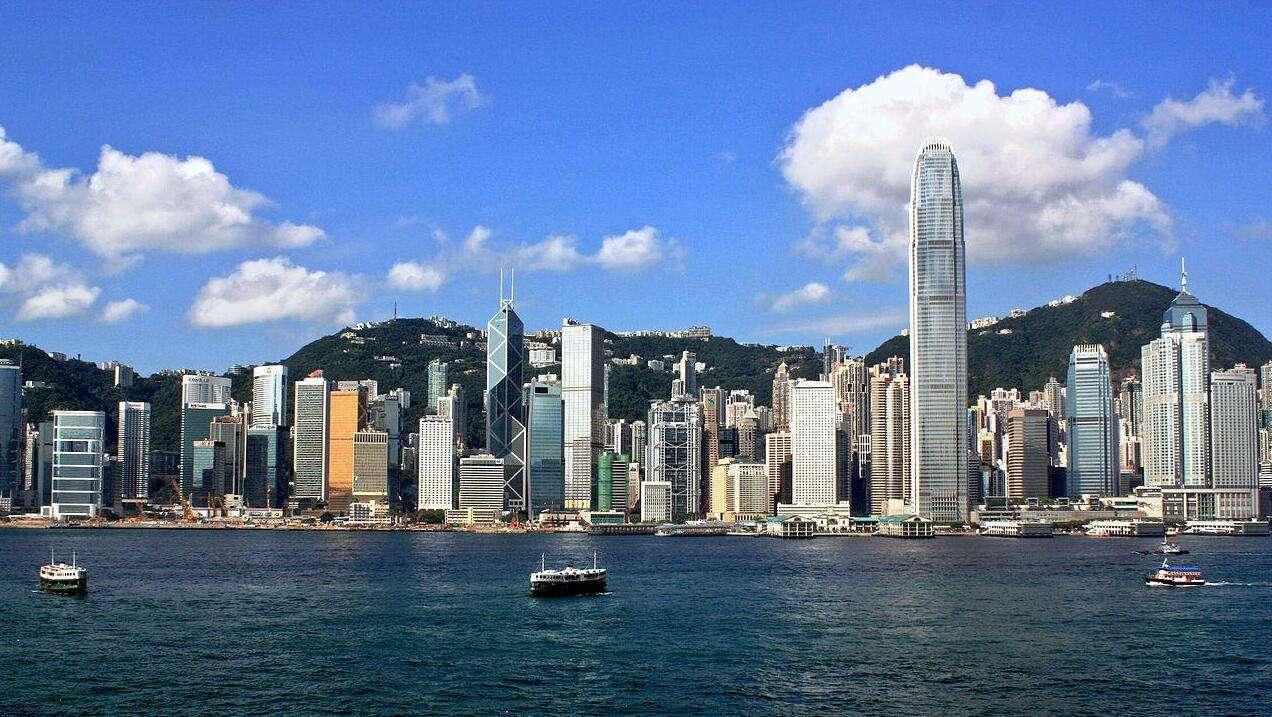 香港gdp增长率_都挺好!一季度,我国香港地区GDP增长7.8%,台湾增长8.16%