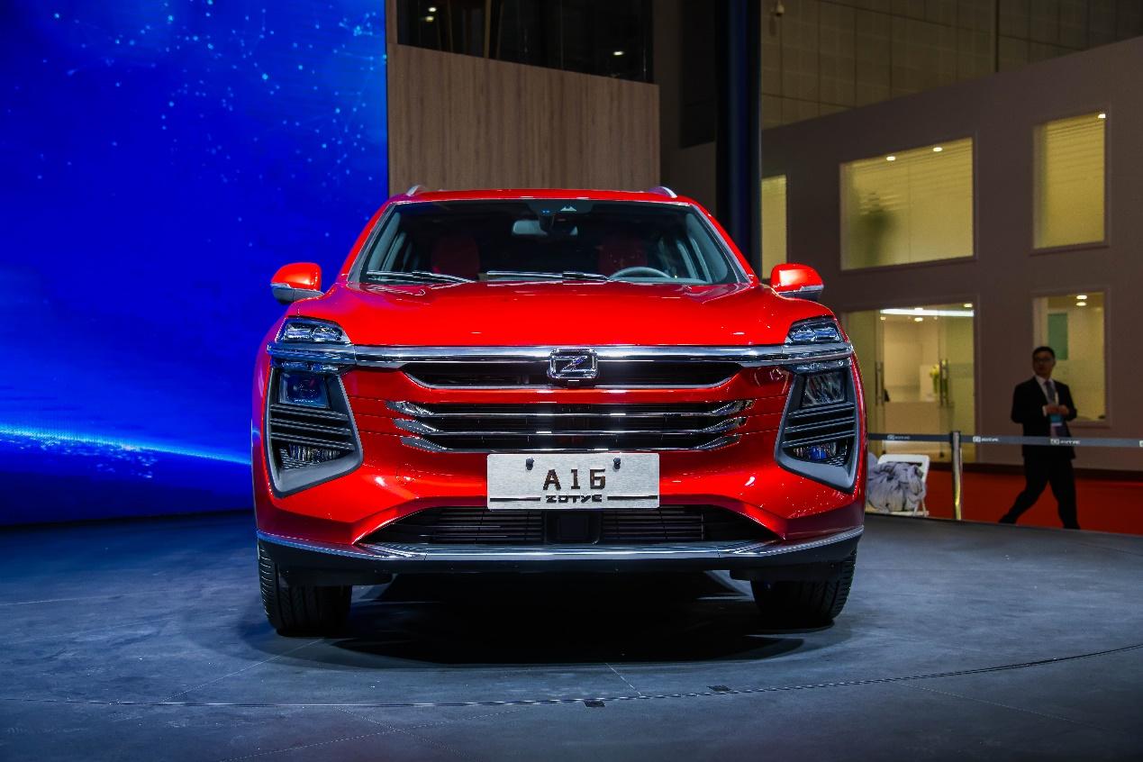 眾泰新SUV或命名TS5 預計今年四季度上市