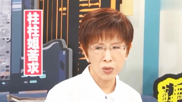 """郭台铭宣布参选在即?洪秀柱:还是去选""""立委""""好啦"""