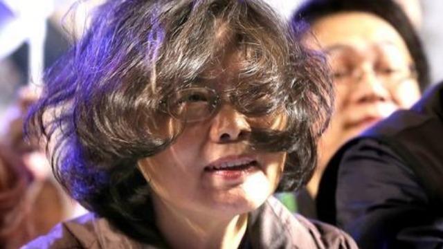 谁在煽动包庇香港暴徒?这个女人比美国人还可恶