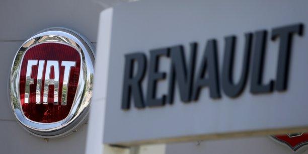 外媒:雷诺和FCA重启合作谈判