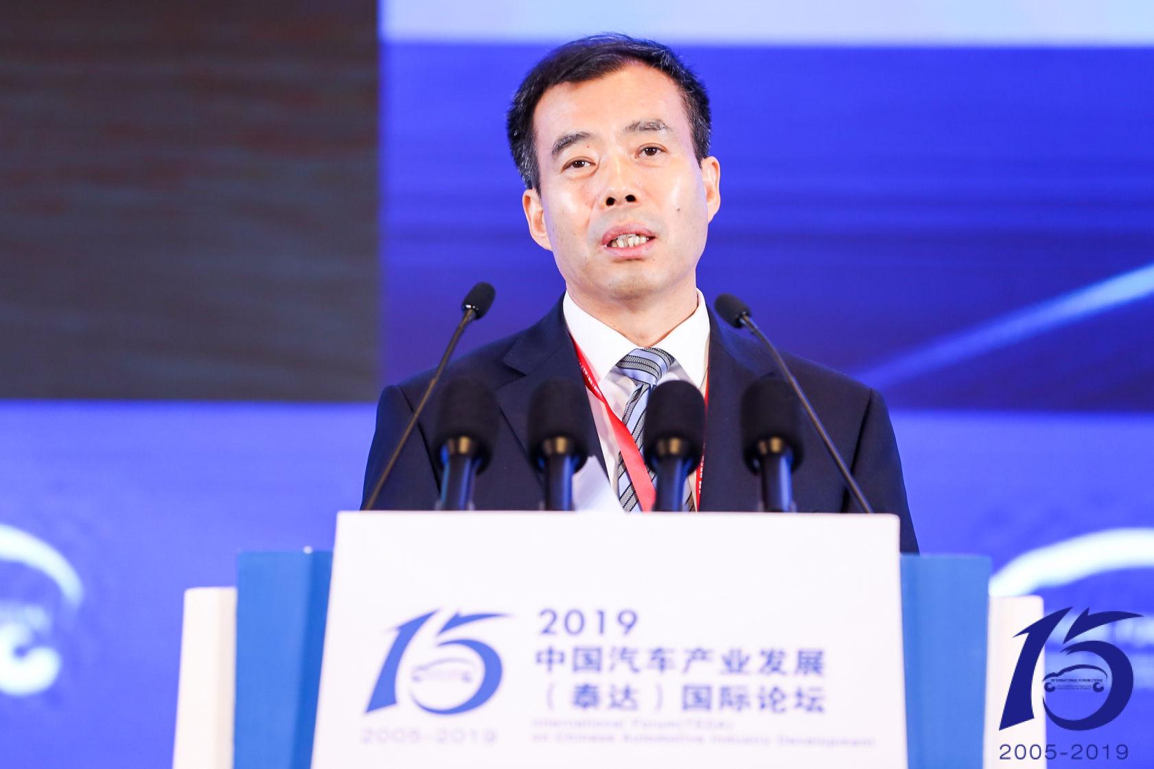 北汽张夕勇:今年汽车负增长7%-8% ,明年止跌